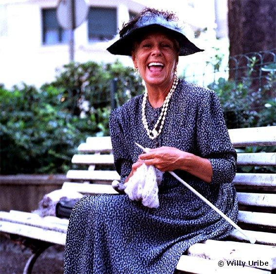 Lola Herrera como La loca de Arriquibar. Bilbao. WU PHOTO © Willy Uribe