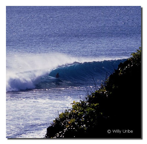 The Corner, Uluwatu, Bali. WU PHOTO © Willy Uribe