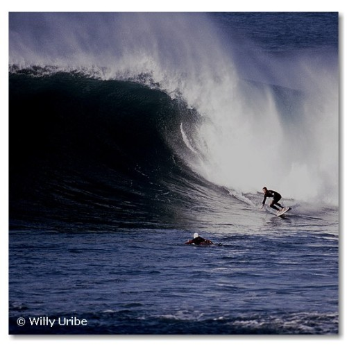 Borja Franco. Meñakoz. Surf  Basque Country. WU PHOTO © Willy Uribe