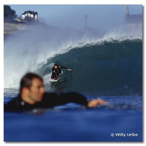Mundaka. Surf. Basque Country. WU PHOTO © Willy Uribe