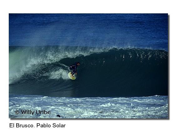 Pablo Solar. El Brusco, Cantabria.