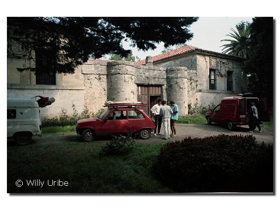 Palacio en Noja, Cantabria.