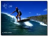 Javi Burón. Trajes de surf Waterline. WU PHOTO © Willy Uribe