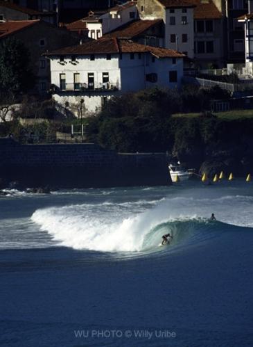Mundaka. Basque Country. WU PHOTO © Willy Uribe