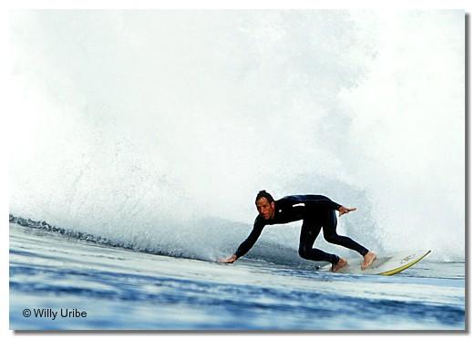 Adam Tye, de una punta del globo a otra con el respeto como actitud. WU PHOTO © Willy Uribe