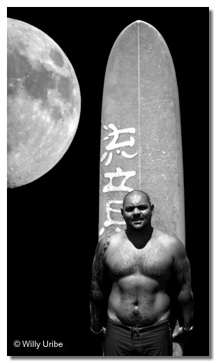 Longboard. La Surfclopedia. WU PHOTO © Willy Uribe