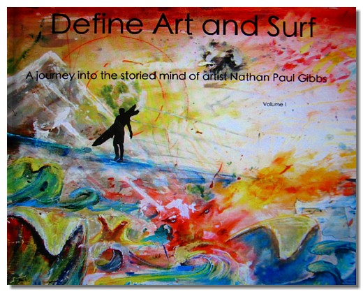 Define Art and Surf. Nathan Paul Gibbs