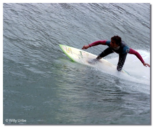 Gonzalo Urien. Mundaka, 1986. WU PHOTO © Willy Uribe