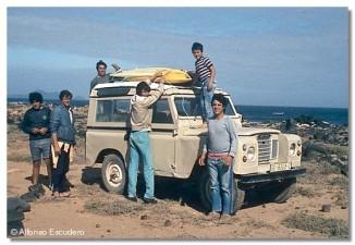 La Graciosa, 1983