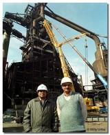 Demolición de A.H.V. Sestao. 1999.