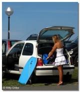 Surf chic en La Salvaje.