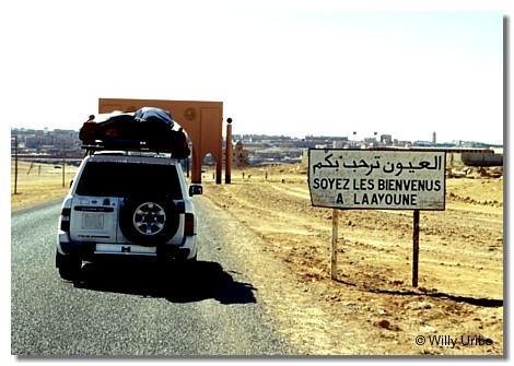 El Aaiun. Western Sahara. WU PHOTO © Willy Uribe