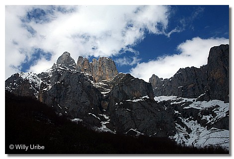 Picos de Europa. Cantabria. Spain. WU PHOTO © Willy Uribe