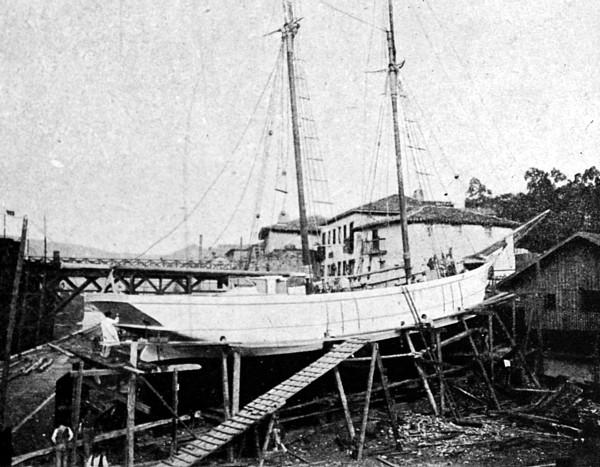 Astillero de Mendiguren. Olabeaga. Bilbao. 1917.