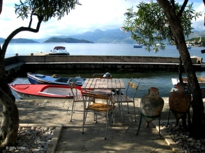 Isla de Lopud. Dalmacia. Croacia.