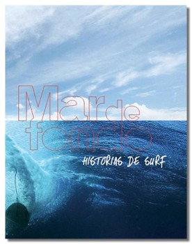 La Federación Canaria de Surf edita la obra Mar de fondo; Historias de Surf