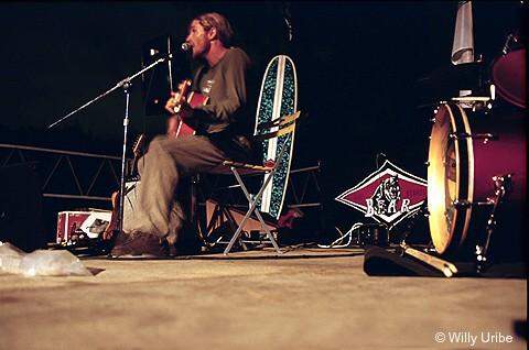 Beau Young. Salinas Longboard Festival 2005. WU PHOTO © Willy Uribe