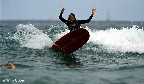 Beau Young. Salinas Longboard Festival 2005. WU PHOTO © Willy Uribe
