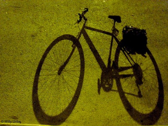 Bicicleta WU PHOTO © Willy Uribe