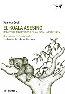 EL KOALA ASESINO. Kenneth Cook. Sajalín editores.