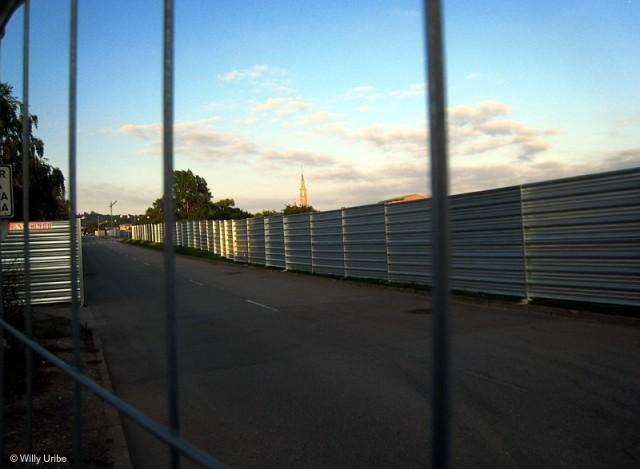 El muro de Gotor. Semana Negra. Gijón 2011.