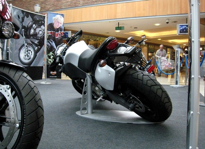 Harley-Davidson BUELL LIGHTNING SUPERTT XB12STT. 1203 cc.