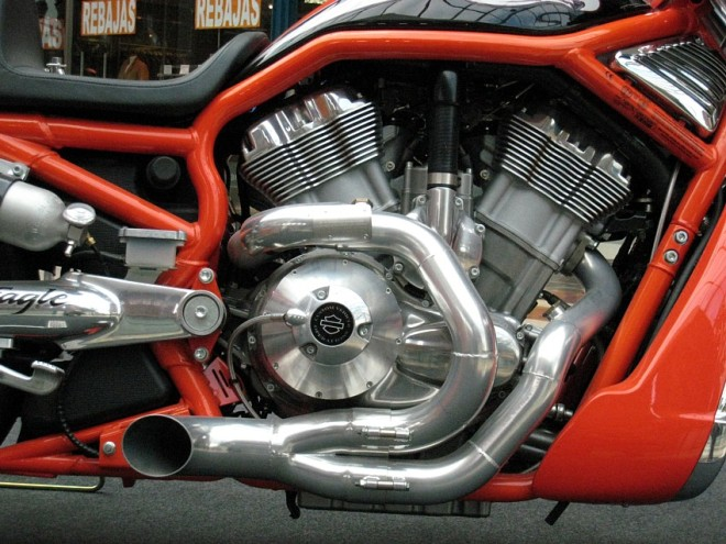 Harley-Davidson DESTROYER. Cilindrada ND