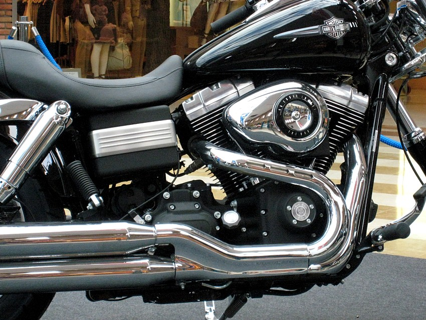 Harley Davidson FXDF FAT BOB. 1584 cc.