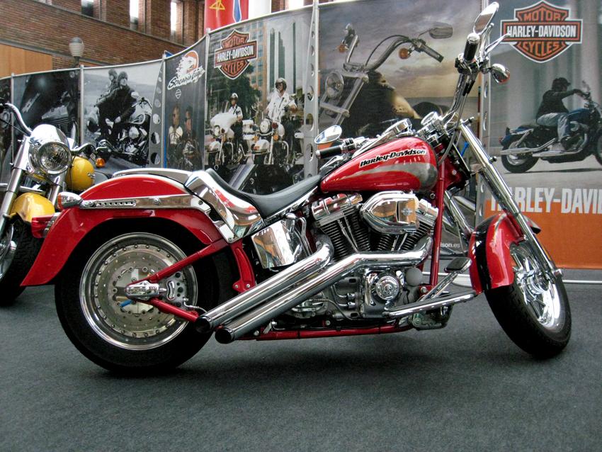 Harley-Davidson FLSTFSEI FAT BOY CVO. 1690 cc.