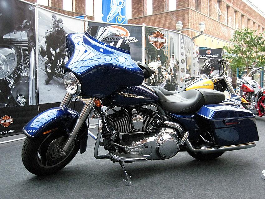 Harley-Davidson. FLHX STREET GLIDE. 1584 cc.