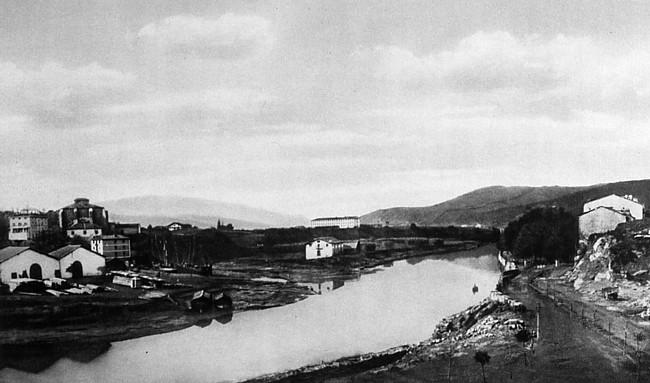 Ría Bilbao. 1864