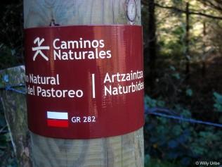 GR 282 Senda del pastoreo. Foto Willy Uribe