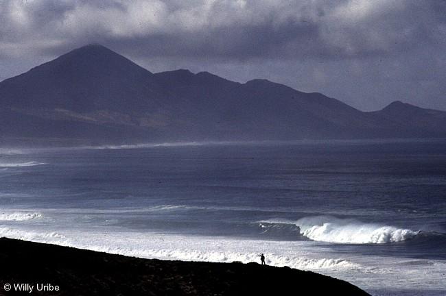 Punta Paloma. Fuerteventura, Islas Canarias. WU PHOTO © Willy Uribe