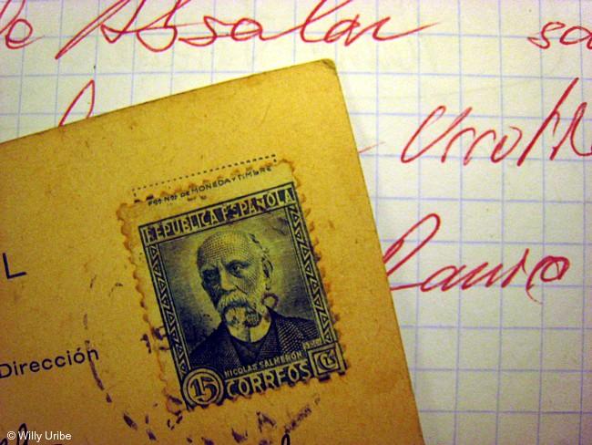 Carta a un amigo. Tengo Sitio Libre. Blog de Willy Uribe