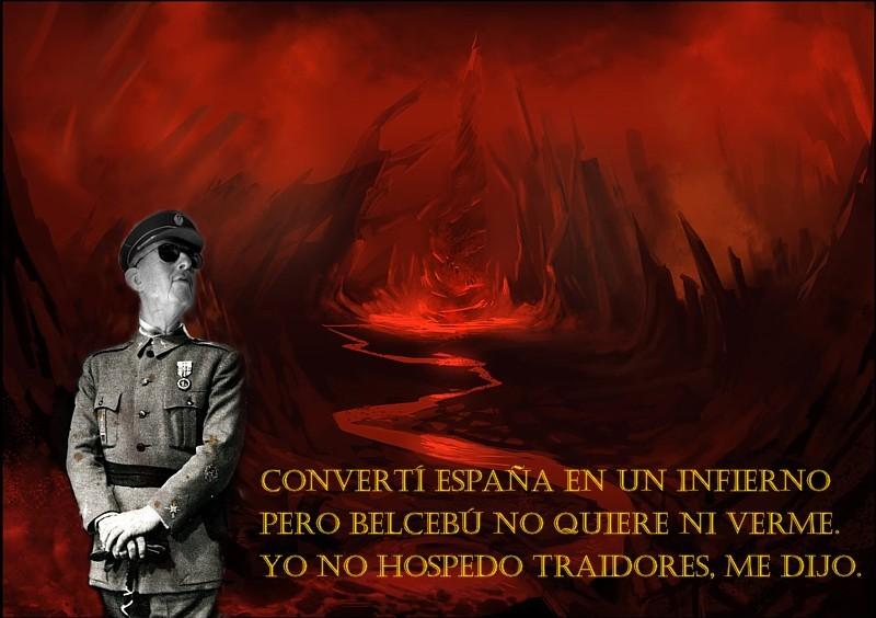 Franco. Criminal. Tengo Sitio Libre. Cuaderno digital de Willy Uribe.