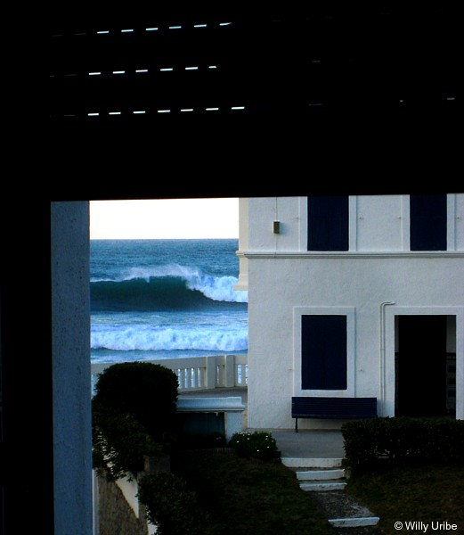 Energía... Retrato desde una ventana. Tengo Sitio Libre. Cuaderno digital Willy Uribe