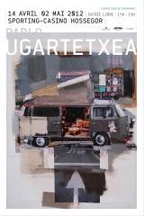 Pablo Ugartetxea. Exposición de pintura en el Sporting Casino Hossegor. Tengo Sitio Libre. Cuaderno digital Willy Uribe