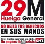 Huelga General 29 M