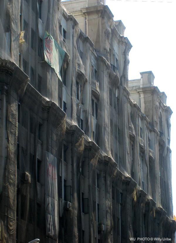 Barcelona. 2012. Nido de araña. WU  PHOTO © Willy Uribe
