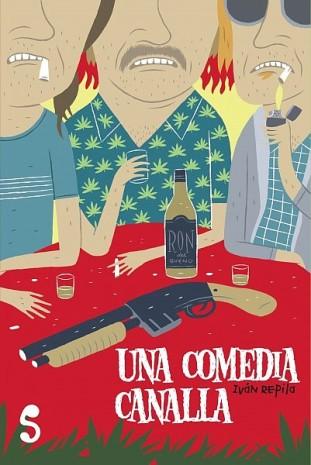 Iván Repila . Una comedia canalla. Colección Miradas. Libros del silencio, 2012.