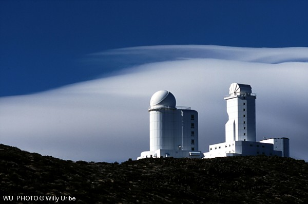 Observatorio del Teide. Tenerife. Canarias WU PHOTO © Willy Uribe