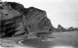 Cala de Basordas. Lemoiz. País Vasco. 1927. Archivo Willy Uribe