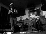 Sonora poesía. Luis Tejerina y Unai Azkune. Tengo Sitio Libre. Blog de Willy Uribe