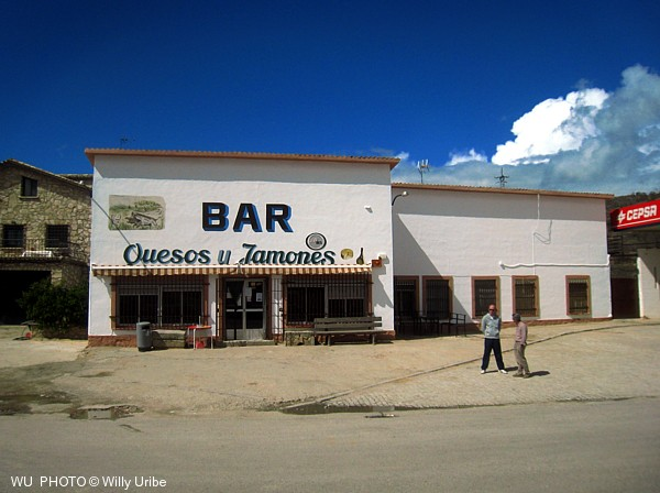 De Rinlo a Cuenca. Tengo Sitio Libre. Blog de Willy Uribe