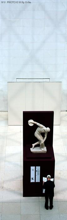 The British Museum. Museo Británico. 2012. WU PHOTO © Willy Uribe