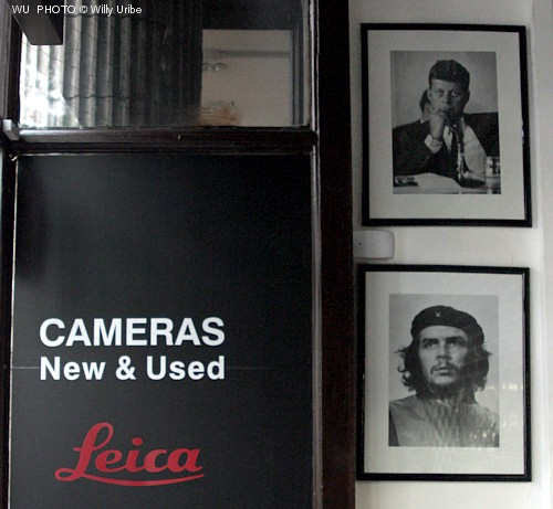 Leica. London 2012. WU PHOTO © Willy Uribe