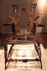 Trono de armas. Museo Británico. Londres. Tengo Sitio Libre. Blog de Willy Uribe.