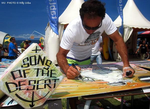 Andoni Galdeano. Salinas Longboard Festival 2012. Tengo Sitio Libre. Blog de Willy Uribe.