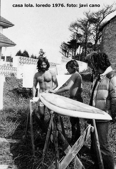 Casa Lola, 1976. Loredo. Cantabria. Fotos Javi Cano. Tengo Sitio Libre. Blog de Willy Uribe.