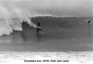 Surf en Mundaka Octubre 1976. Tengo Sitio Libre. Blog de Willy Uribe.